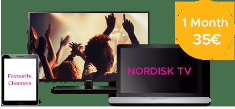 NordiskTv Promo 35euro