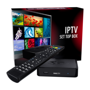 NordiskTV IPTV set top box